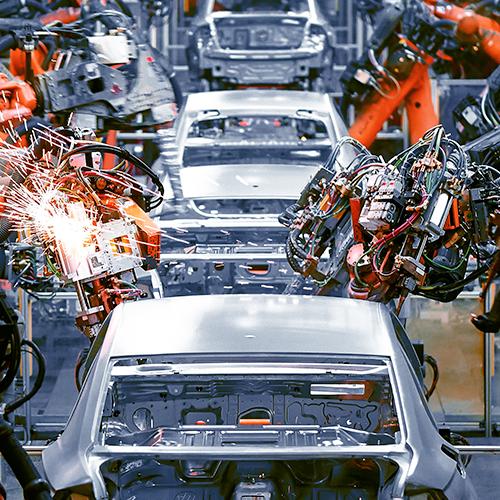 JF Construction- automatizace, automotive, konstrukce, sportovní překážky - Automotive